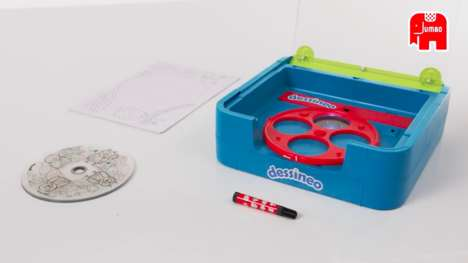 Light-Up Drawing Toys