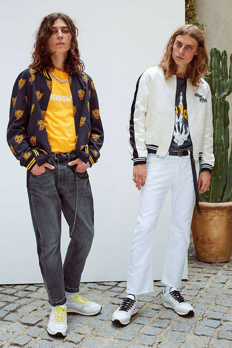 Elegant Urban Menswear