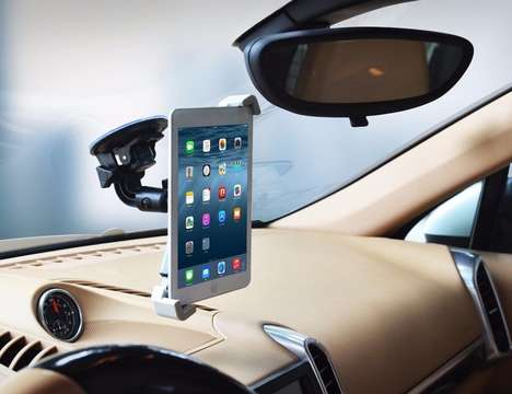 Vehicular Tablet Holders