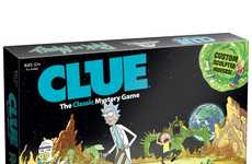 Sci-Fi Cartoon Board Games