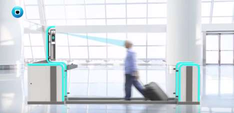 Biometric Airport Security