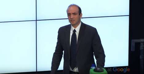 Future Tech Innovations - Omar Hatamleh's Innovation Discussion Imagines Future Technology