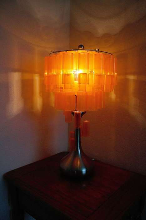 Prescription Bottle Lamp Shades