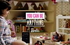 Barbie Mentorship Contests - Barbie's 'You Can Be Anything' Campaign Mentors Young Girls