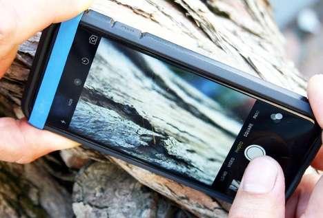 Macro Photography Smartphone Bands