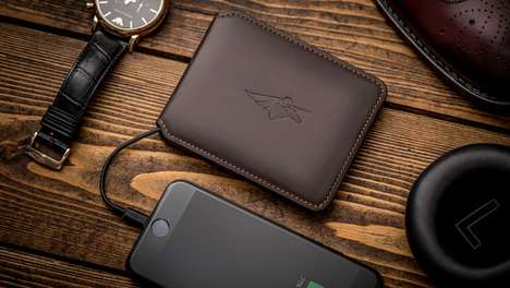 Thief-Photographing Smart Wallets