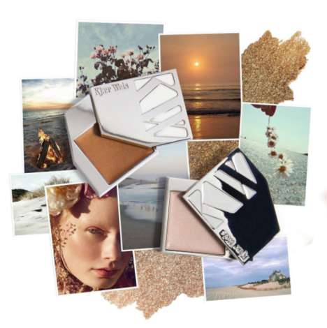 Luxury Eco-Friendy Cosmetics - Kjaer Weis is the First Luxury Organic and Eco-Friendly Makeup Line