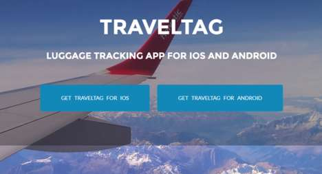 Bluetooth Luggage-Tracking Apps