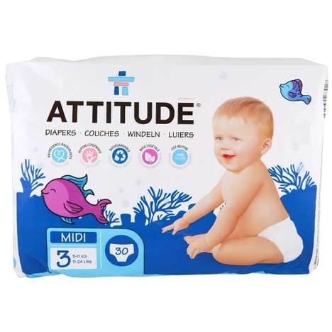 CO2-Neutral Diapers