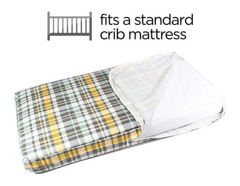 Crib-Sized Dog Bed Covers