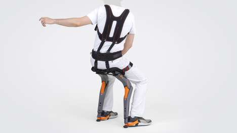 18 Assistive Exoskeleton Accessories - These Exoskeleton Designs Boost Mobility, Strength and More