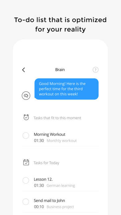 Intelligent To-Do List Apps - The Purp App Uses Artificial Intelligence to Plan Your Day's Tasks
