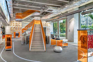 Fitness-Fused Retail Stores