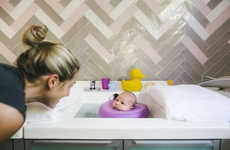 Blissful Newborn Spa Treatments
