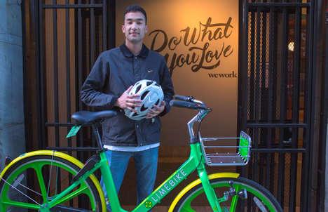 Employee Perk Bike Shares