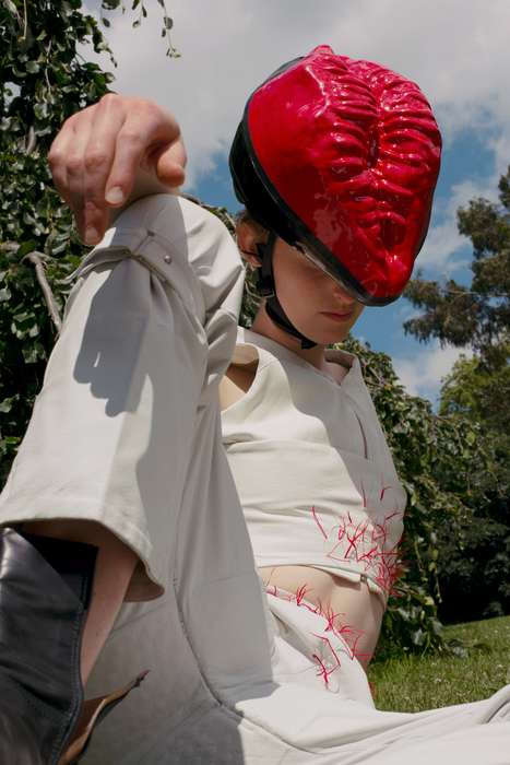 Liberating Feminist Fashion Lines - This Line Fuses 1890s Fashion with Modern Female Cyclists