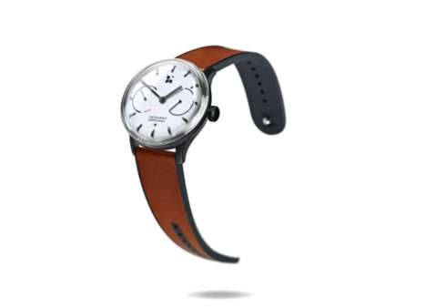 Kinetically Charged Smartwatches