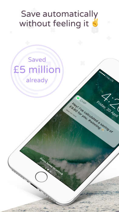 Automated Saving Apps - 'Chip' Uses Artificial Intelligence to Help Millennials Save Money