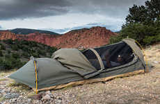 Weatherproof Single-Person Tents