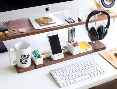 Customizable Desk Organizers
