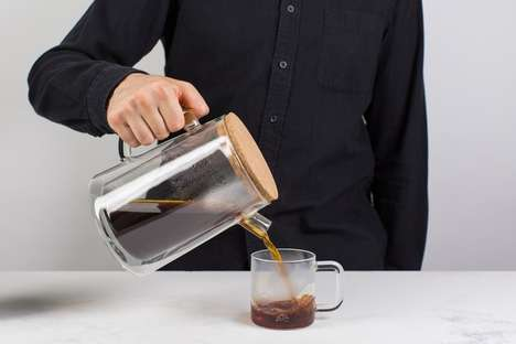 The Manual Coffeemaker No. 3 Can Brew Multiple Types of Coffee in One