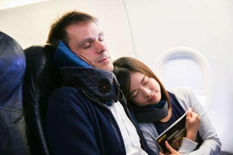 Modular Travel Pillows