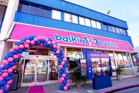 Ice Cream Delivery Services