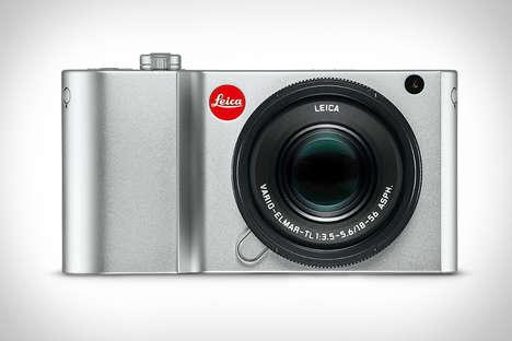 Machined Aluminum 4K Cameras