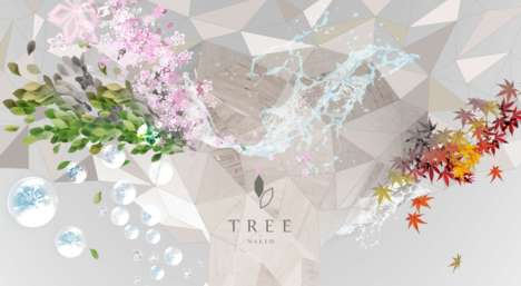 Artful Multi-Sensory Restaurants - 'Tree by Naked' Offers an Immersive Dining Experience