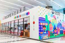Self-Serve Shopping Cafes