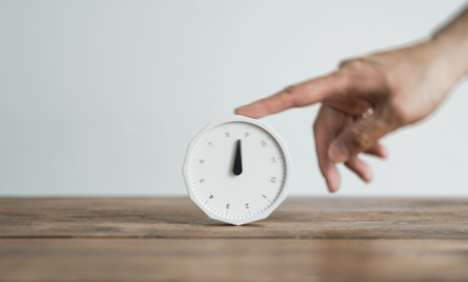 Time-Zone Connected Clocks