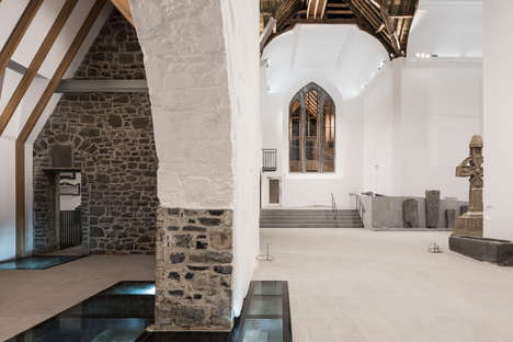 Stark Medieval Museums - The Medieval Mile Museum is in a Renovated 13th Century Cathedral
