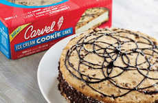 Franchise Ice-Cream Cake Releases - The New Carvel Cakes Will be Released in Grocery Stores