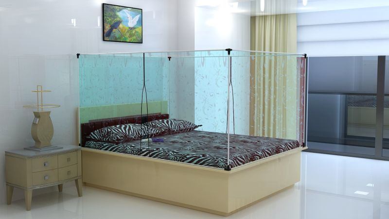 Eco-Friendly AC Beds