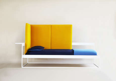 Urban Space-Saving Furniture - 'Nook' is Adaptable Furniture That Makes Small Spaces Feel Bigger