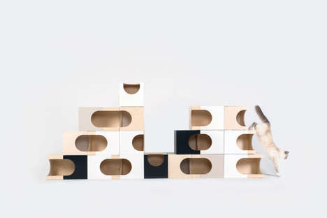 Design-Centric Cat Houses