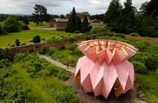 Blooming Floral Pavilions