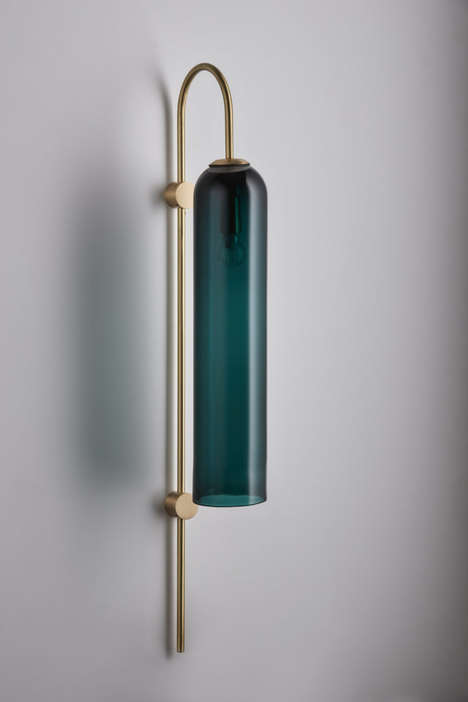 Glamorous Handcrafted Lamps - 'Float' by Articolo is Reminiscent of Old Hollywood Style