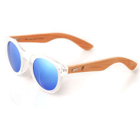 Charitable Bamboo Sunglasses
