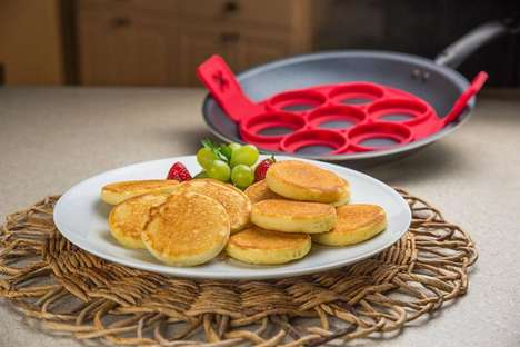 Quick-Flip Breakfast Makers