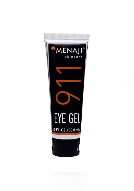 Male-Targeting Eye Gels - Menaji's 911 Eye Gel Works to Tighten and Rejuvenate Tired Skin