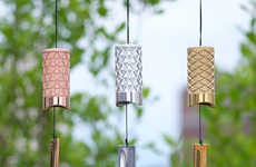 Elegant Relaxation Wind Chimes