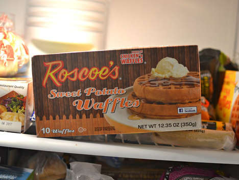 Waffle House Frozen Lines - The Roscoe's At Home Line Now Includes Frozen Waffles