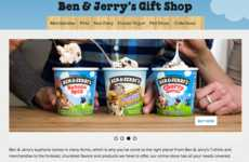Branded Ice Cream E-Shops