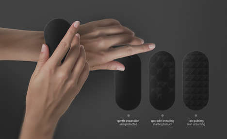 Skin-Scanning Wearables - SOL Offers Wearable Skin Protection That Reminds Users to Take Care