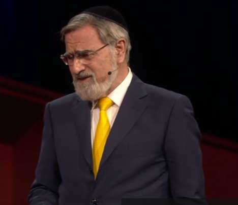 Facing the Future Without Fear - Rabbi Lord Jonathan Sacks Talks About Living in a Divided World