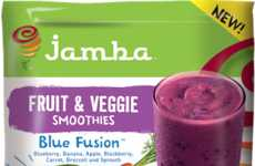 QSR Smoothie Kits - These Jamba Juice Smoothie Kits Allow for Quick Prep and Enjoyment