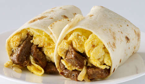 Hearty Coffee House Meals - The Starbucks Breakfast and Lunch Summer Menu is Satisfying