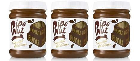 Palm Oil-Free Chocolate Butters