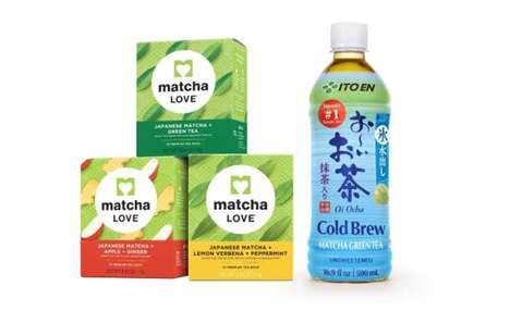 Contemporary Flavor Tea Products - The New ITO EN Tea Products are for North American Consumers